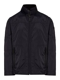 International Boys jacket with zip fastening