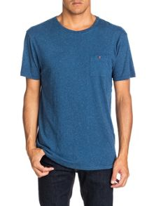 Plain Crew Neck Slim Fit T-Shirt