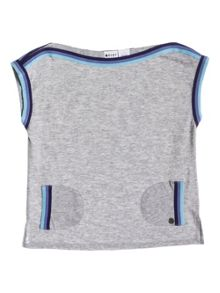 Girls roxy knit top