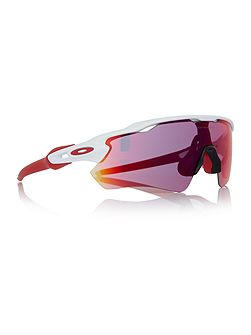 OO9208 rectangle sunglasses