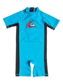 Boys shore pound surf suit