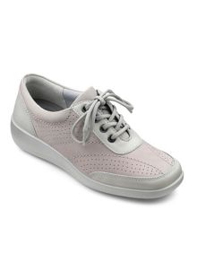 Hotter Indiana ladies comfort lace up shoe