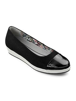Angel dual fit slip on shoe