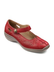 Hotter Chile extra wide casual shoes