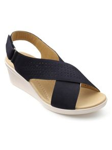 Hotter Jasmine wedge sandals