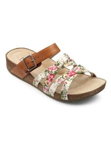 Hotter Island slip-on sandals