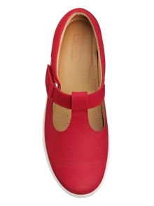 Hotter Lily casual t-bar shoes