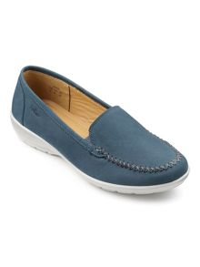 Hotter Jazz lightweight slip on loafers