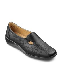 Hotter Rimini casual slip-on shoes
