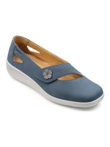 Hotter Bliss extra wide casual shoes
