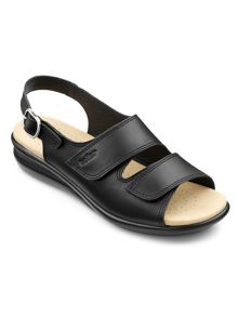 Hotter Easy original extra wide sandals