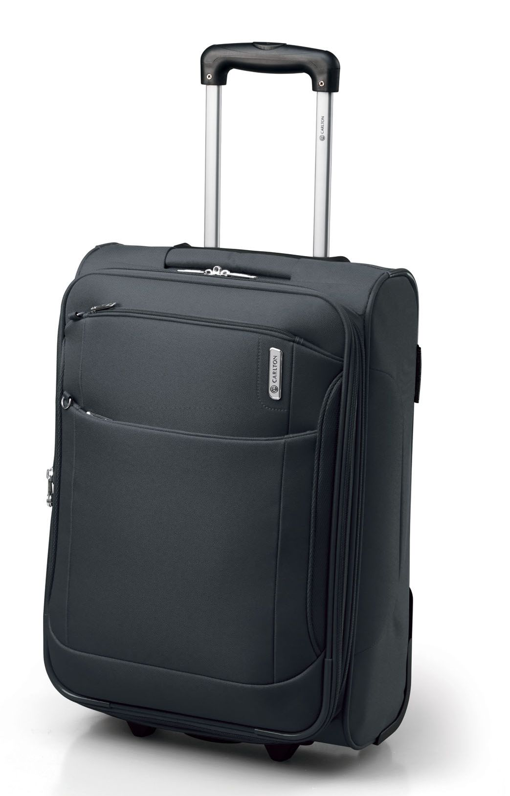 Oasis expandable trolley case 55cm black