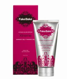 Fake Bake Xtreme Instant Self Tanning Gel