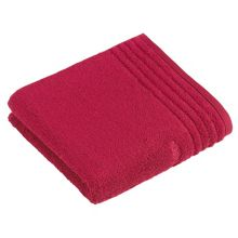 Vienna supersoft kirschrot hand towel
