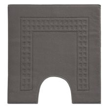 Country  ped mat in slate grey/ivory