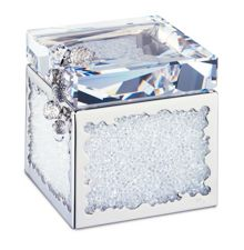 Crystalline treasure box