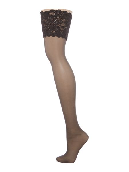 Wolford Satin touch 20 stay up