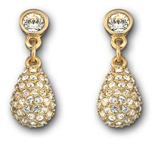 Heloise pierced earrings
