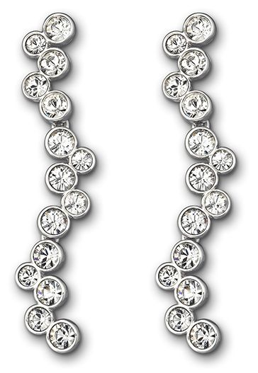 Fidelity pierced earrings