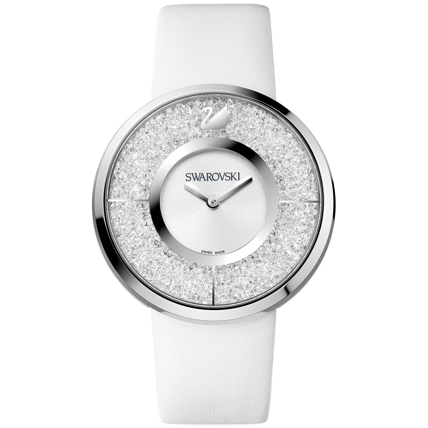 Crystalline watch