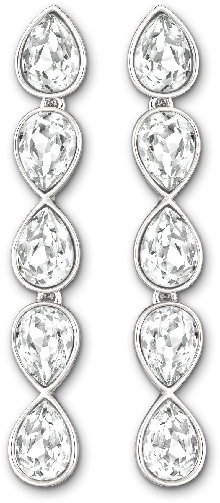 Talesia pierced earrings