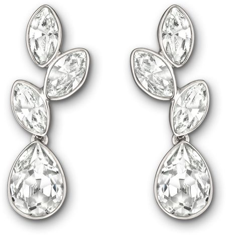 Swarovski Tranquility pierced earrings