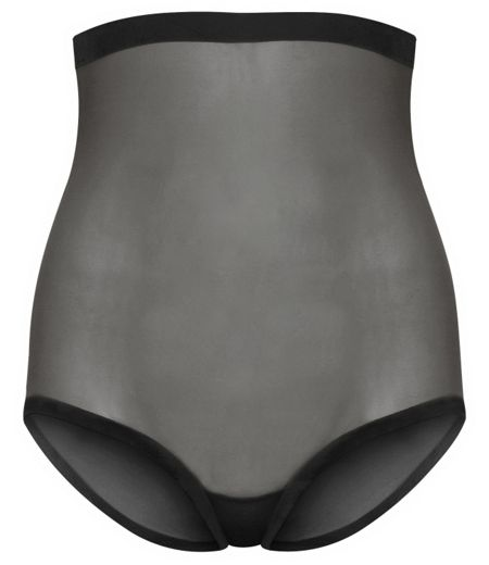 Wolford Tulle control panty high waist