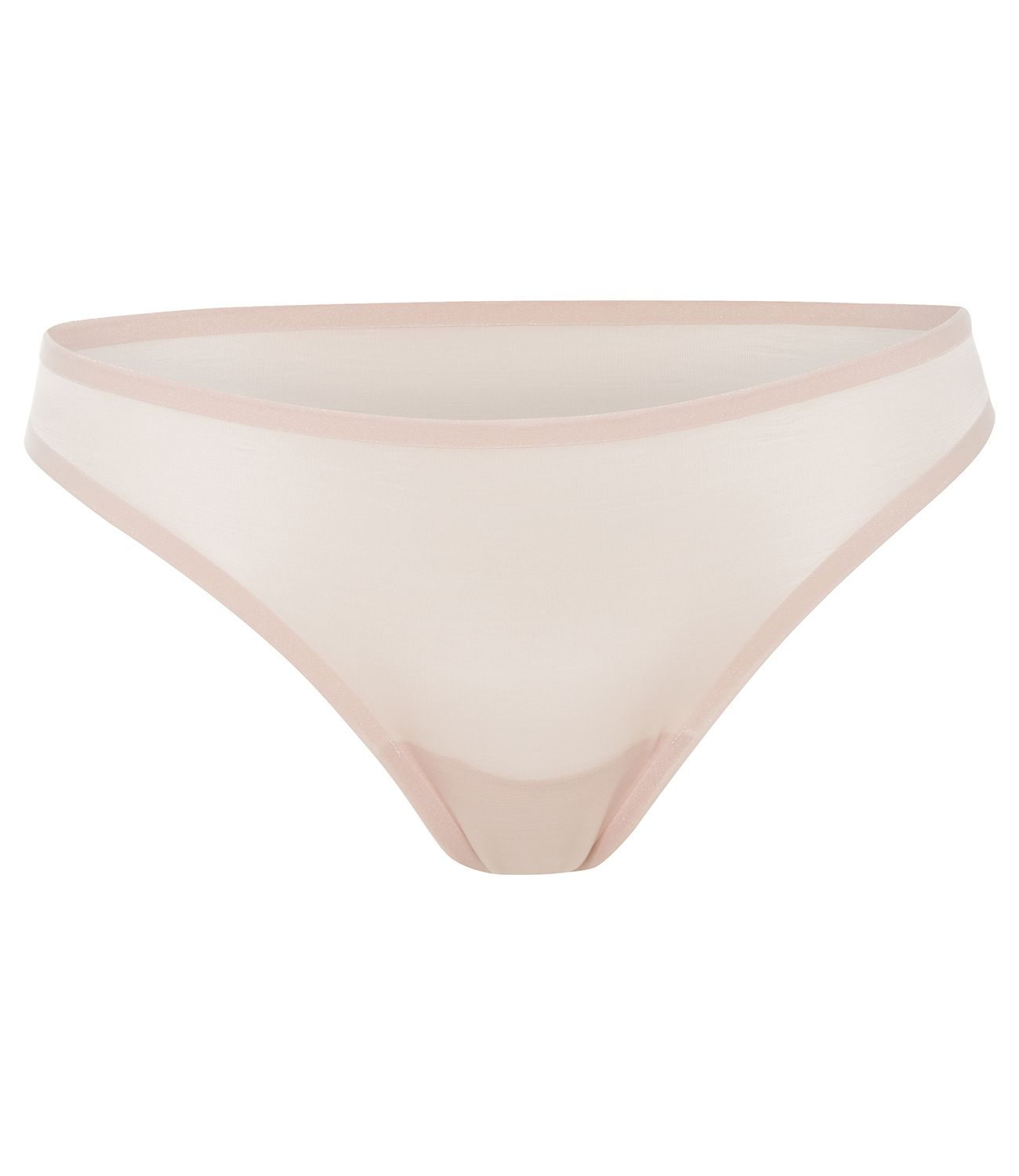 Wolford Sheer Touch String Pink