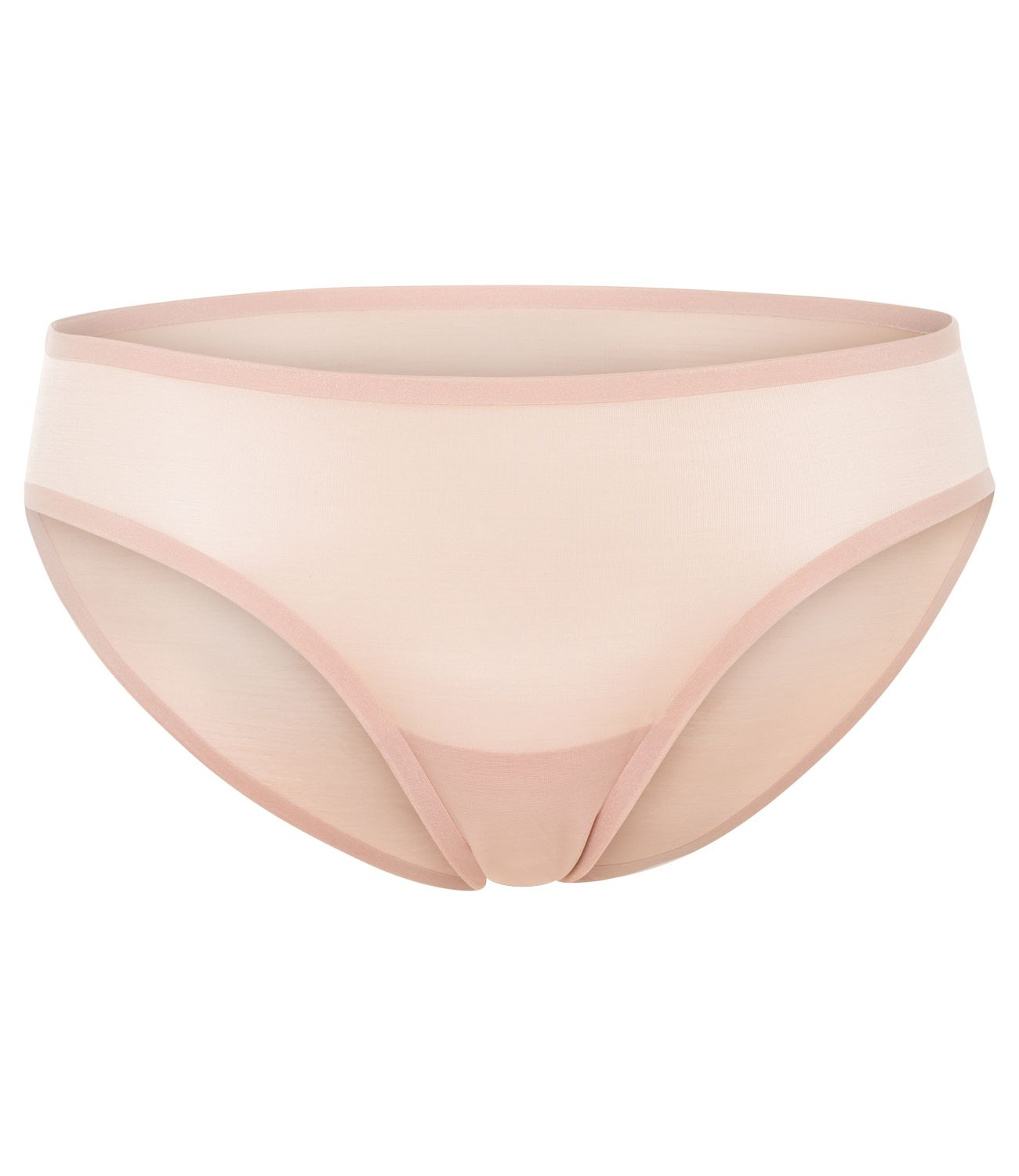 Wolford Sheer Touch Tanga Pink