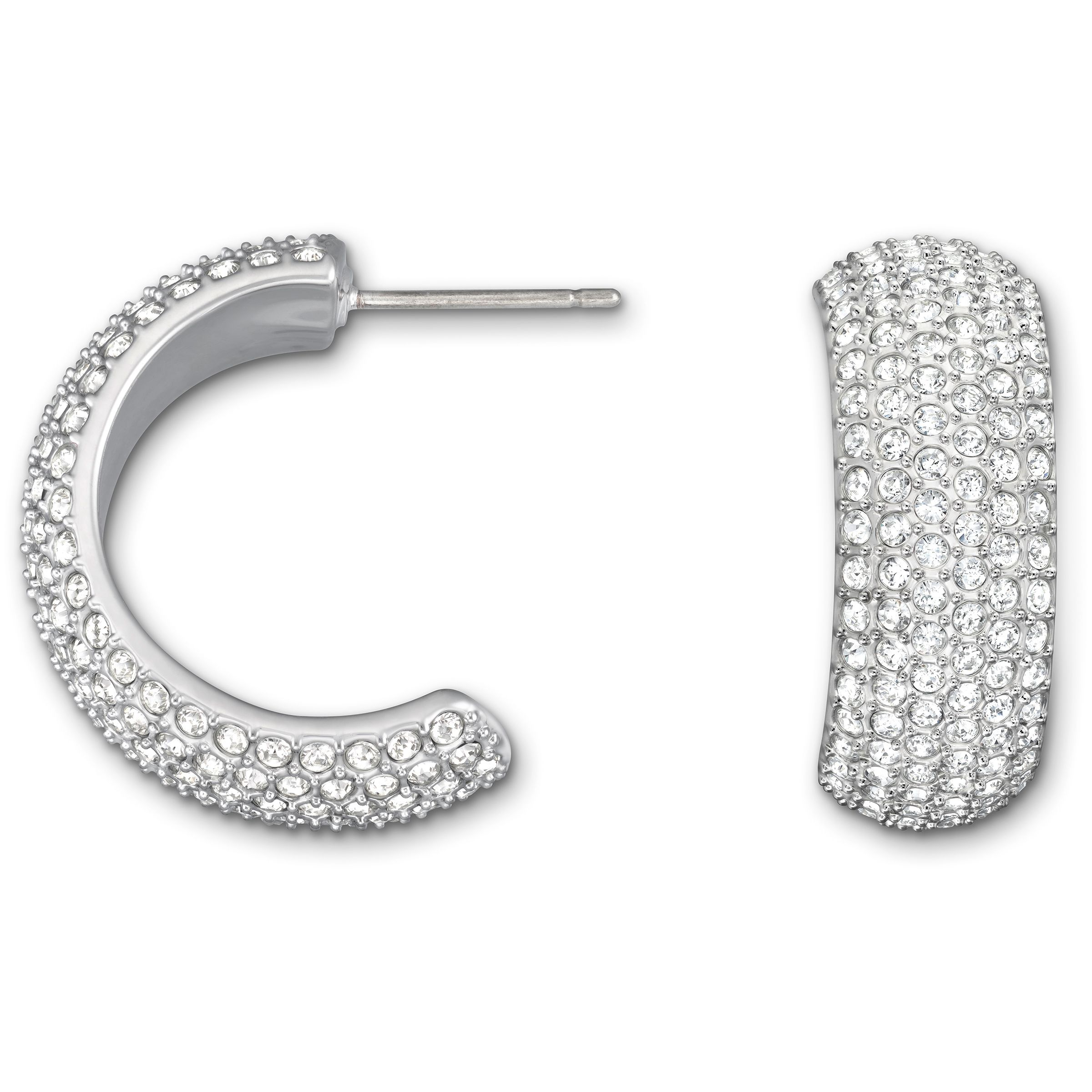 Palace wide pierced earrings