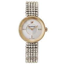 Swarovski Piazza mini mesh watch