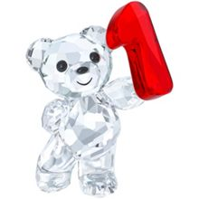 Swarovski Kris bear number one figurine