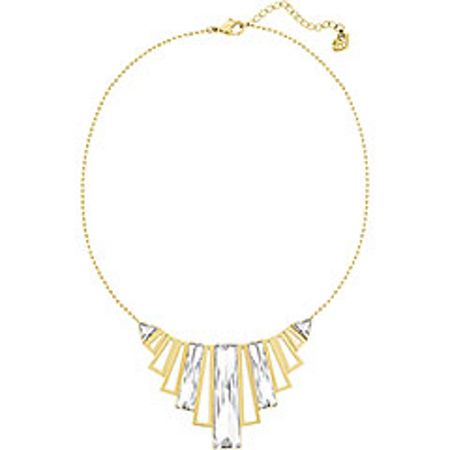 Swarovski Brancusi necklace