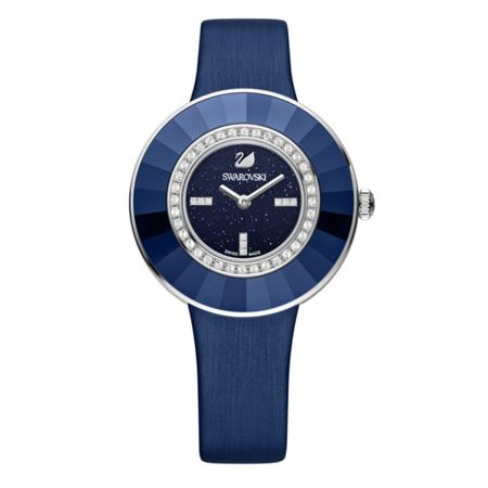 Swarovski Octea Dressy Blue Watch