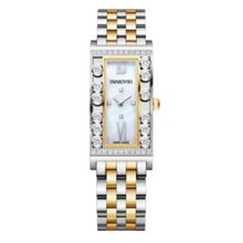 Lovely Crystals Square Watch
