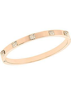 Tactic small thin bangle