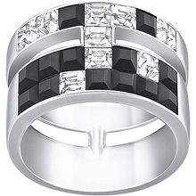 Viktor and rolf frozen crystals wide ring
