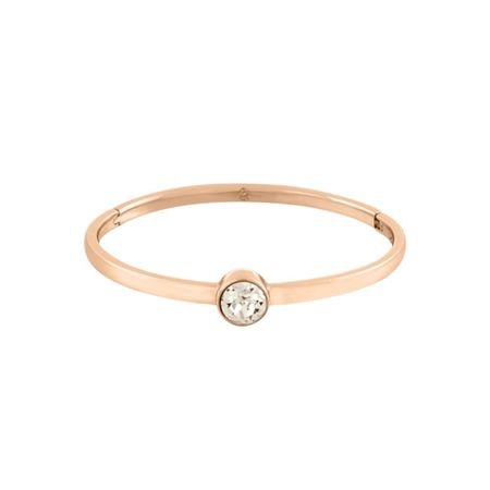 lolaandgrace Stone hinge bangle