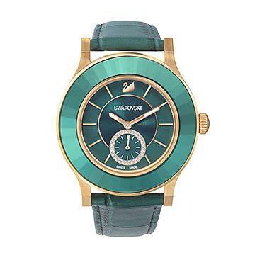 Swarovski Octea classica watch Green