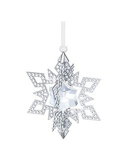 Christmas ornament star