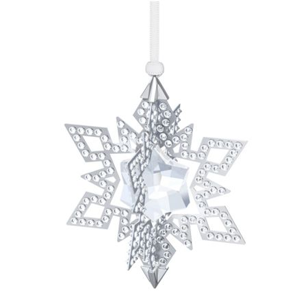 Swarovski Christmas ornament star