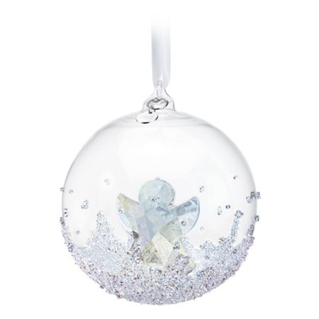 Swarovski Christmas ball ornament