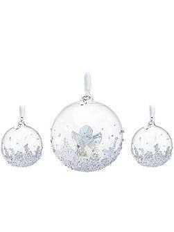 Christmas ball ornament set