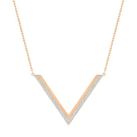 Swarovski Delta Necklace