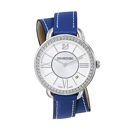 Swarovski Aila day short double tour watch