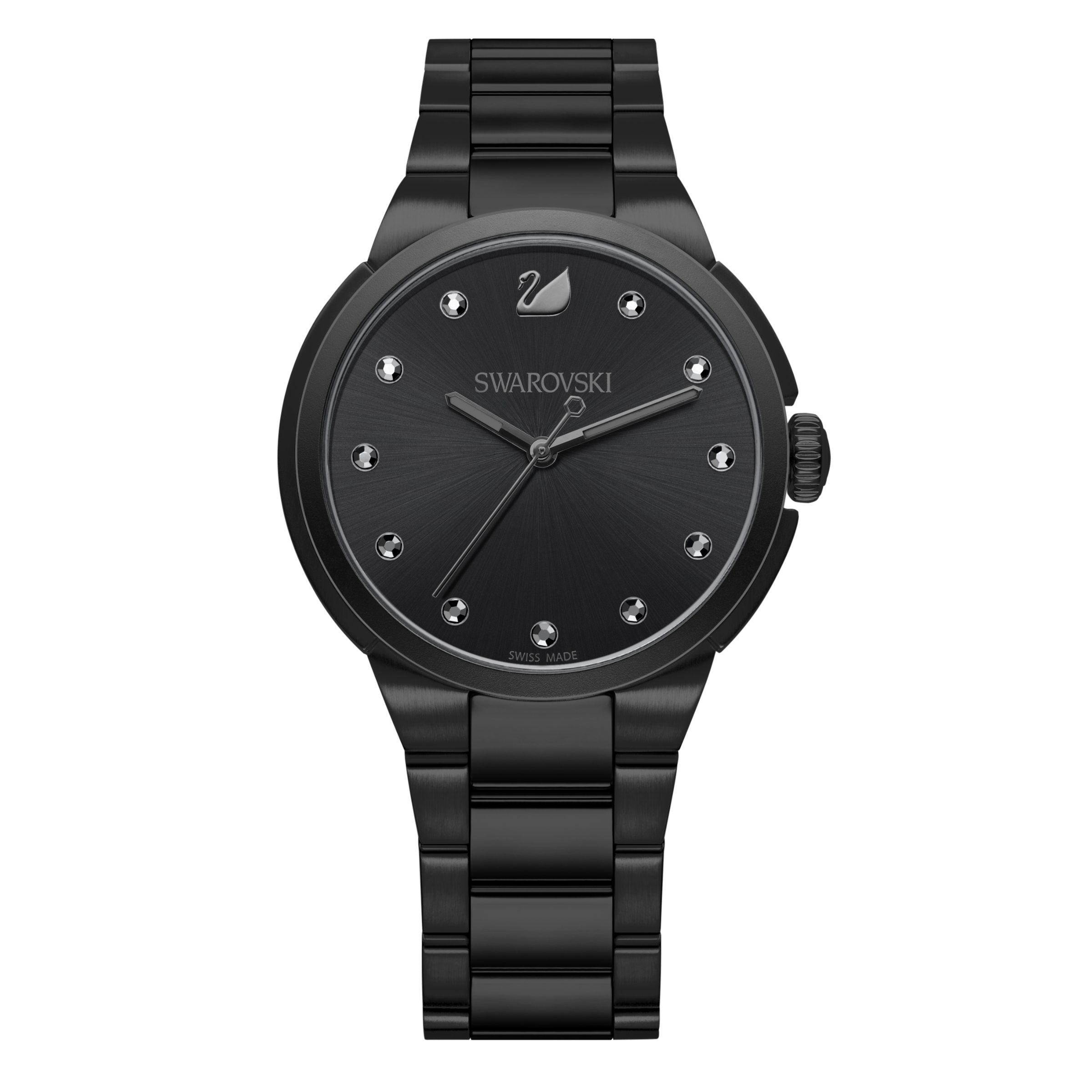 buy cheap swarovski watch compare women s watches prices for swarovski city watch black