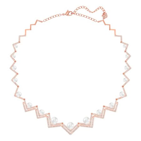 Swarovski Edify all around necklace