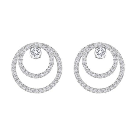 Swarovski Creativity earrings