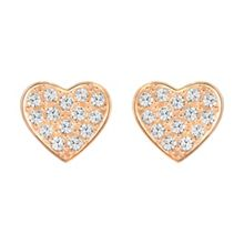 Swarovski Cupid earrings