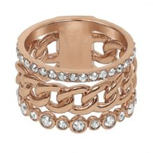 Adore 3 Row Fixed Ring
